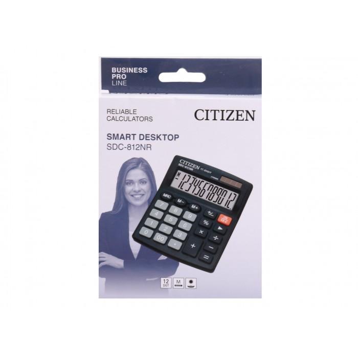 Калькулятор SDC-812NR  12розр. //