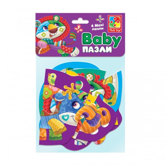 Бебі  MAXI пазли картонні в пакеті